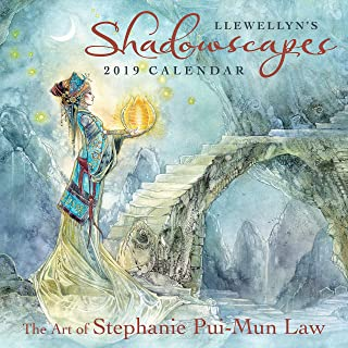 Llewellyn's 2019 Shadowscapes Calendar