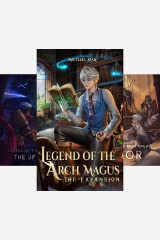 Legend of the Arch Magus (7 Book Series) Kindle Edition