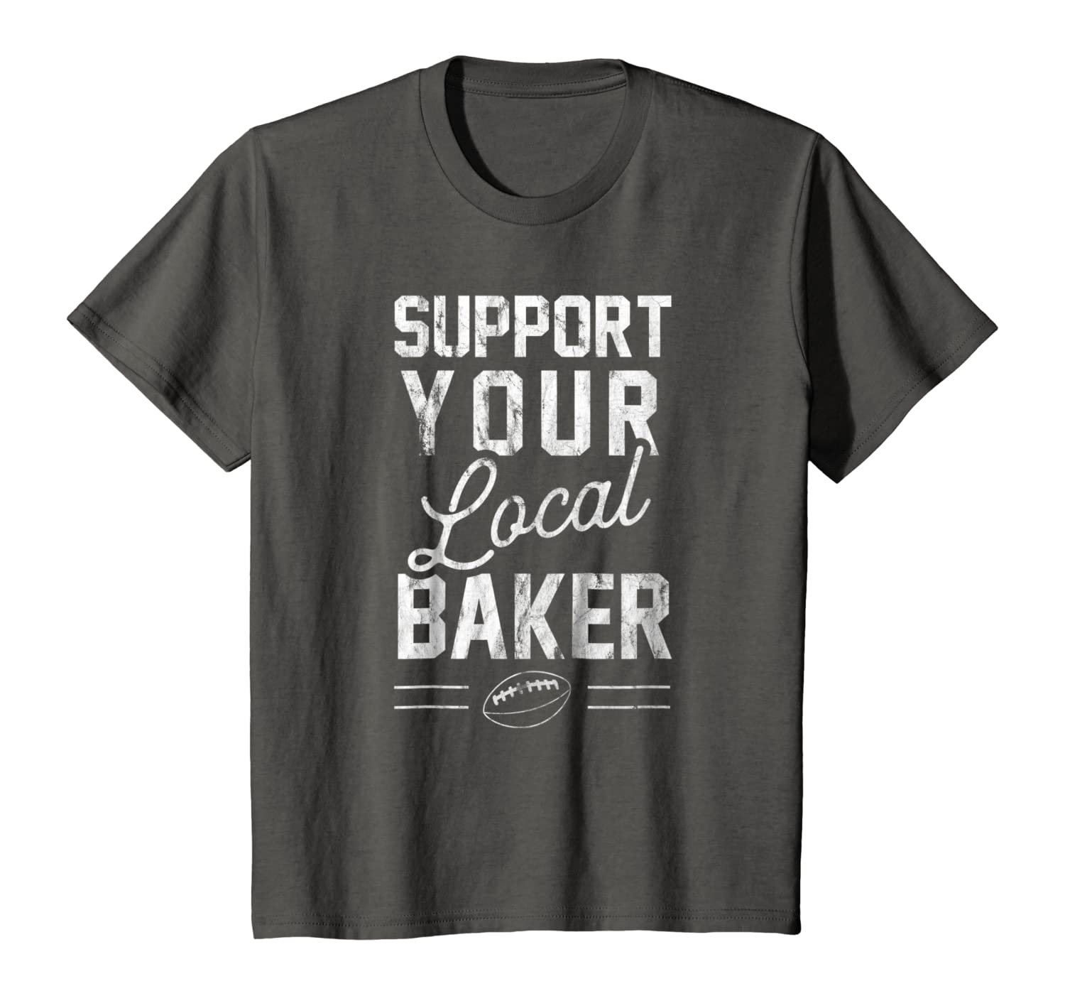 Cleveland Shirt – Support Your Local Baker