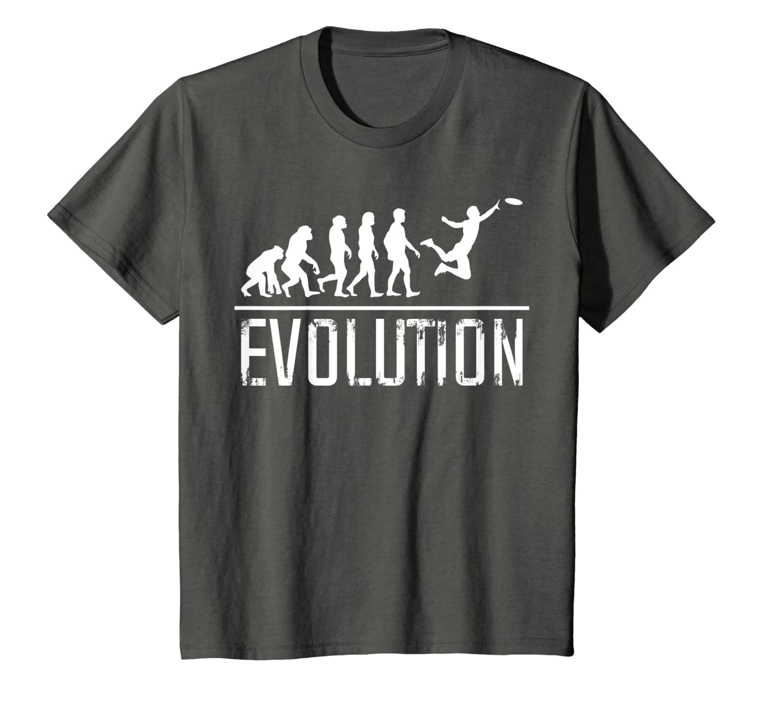 Ultimate Frisbee Evolution T-Shirt