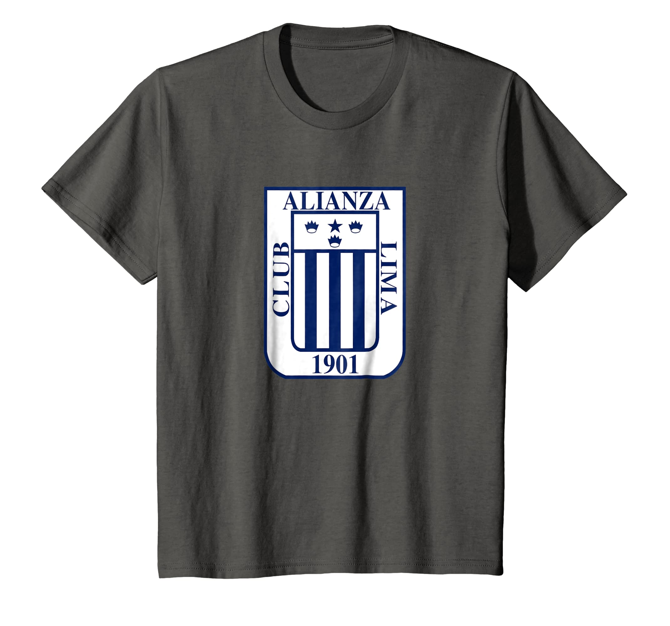 Amazon.com: ALIANZA LIMA CORAZON CLUB PERUANO DE FUTBOL PERUVIAN FAN T S: Clothing