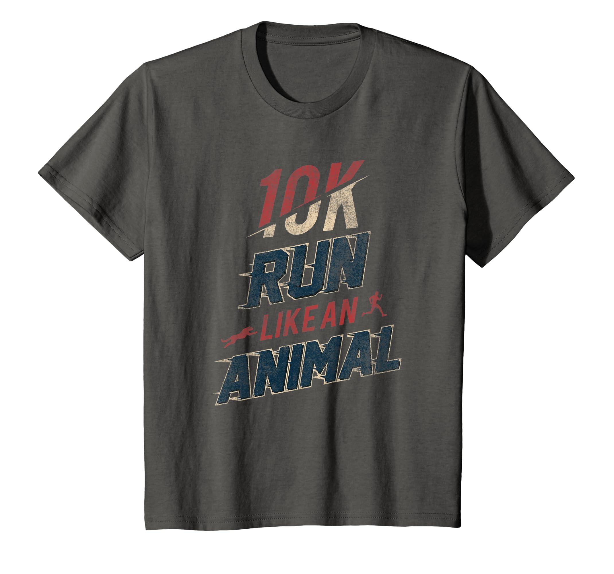 c5a8bce3f393d Amazon.com: 10k Race Marathon Runner Quote T-Shirt: Clothing
