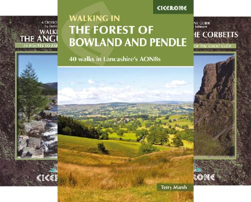 Cicerone Walking Guide (42 Book Series)