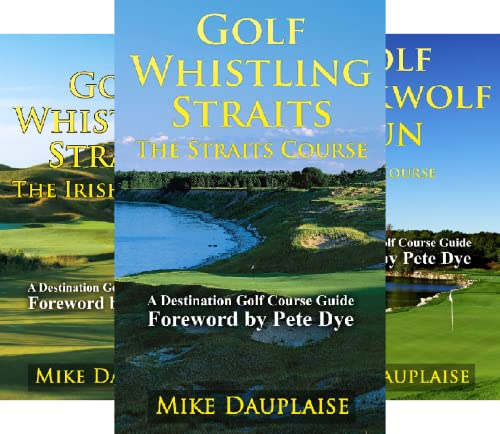 Golf in Eastern Wisconsin: A Destination Golf Course Guide (8 Book Series)