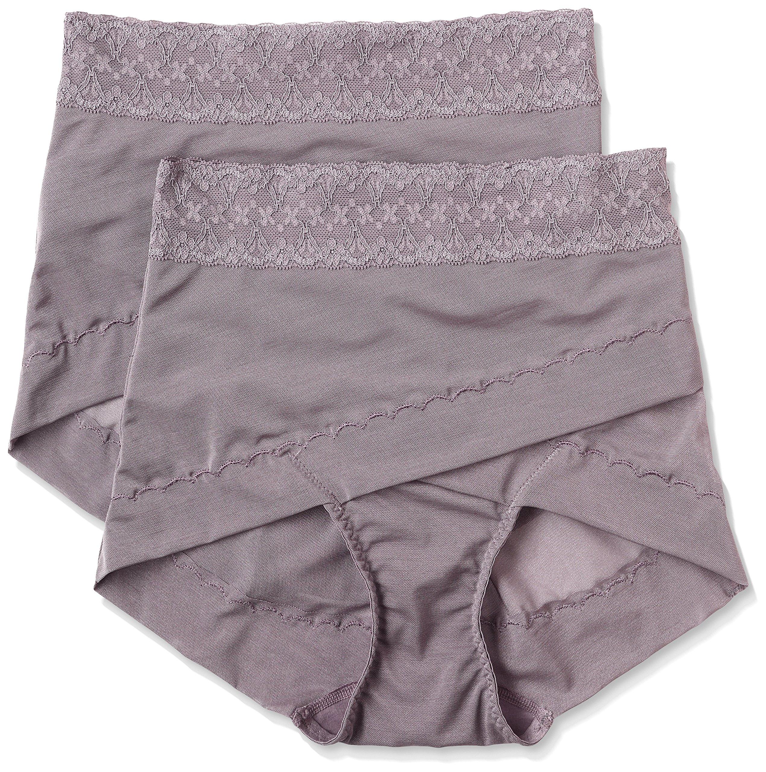 ATSUGI厚木コレクティブショーツPelvis Correction Pelvis Cross Shortsヒップ<2パック> 88227AS 162ダークブラウンLL