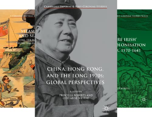 Cambridge Imperial and Post-Colonial Studies (51-85) (35 Book Series)