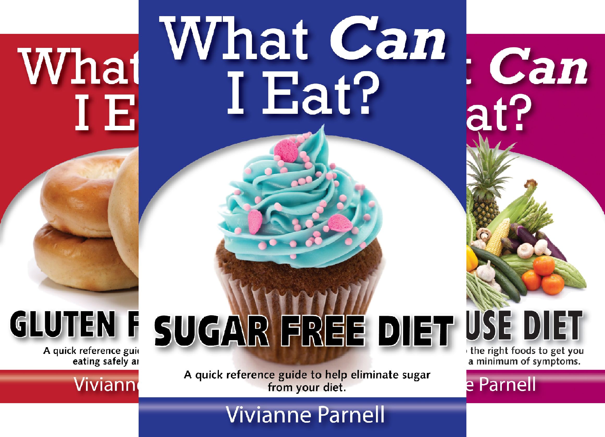 What Can I Eat? (5 Book Series)