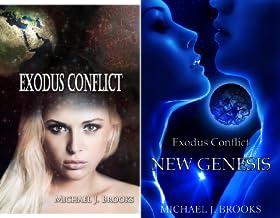 Exodus Conflict (2 Book Series)