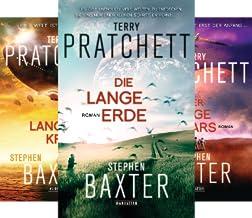 Die Lange Erde-Reihe (Reihe in 4 Bänden)