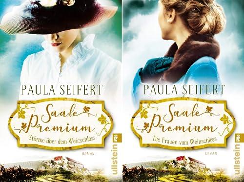 Die Weinschloss-Saga (Reihe in 2 Bänden)