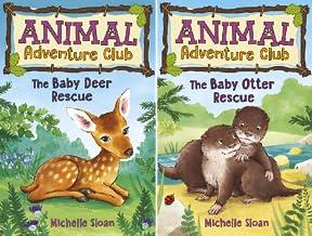 Animal Adventure Club (3 Book Series)