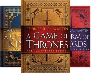 A Song of Ice and Fire Illustrated Edition