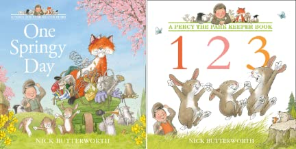 Percy the Park Keeper (2 Book Series)