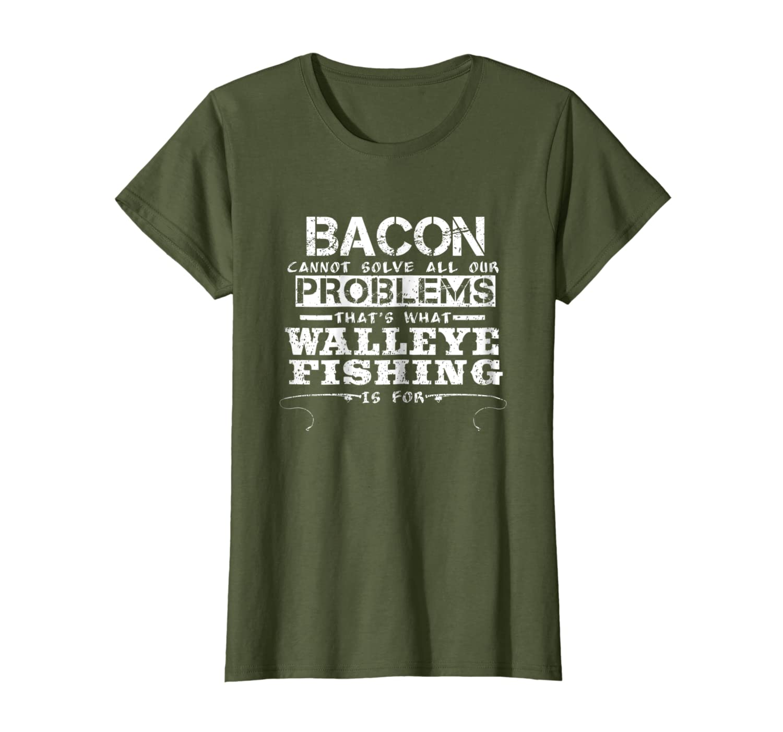 Funny Walleye Fishing Sarcastic T Shirt Gift Unisex Tshirt