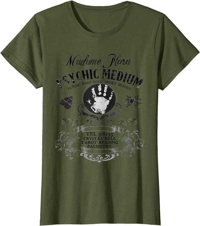 Amazon Com Madame Flora T Shirt Clothing