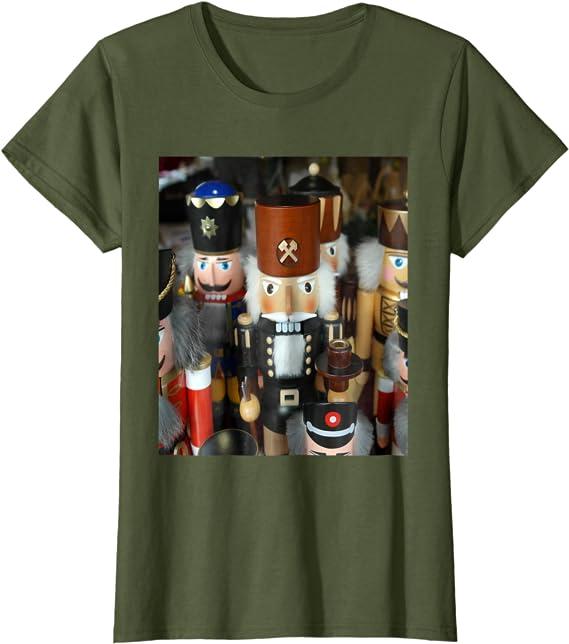 Nutcracker T Shirt Clothing