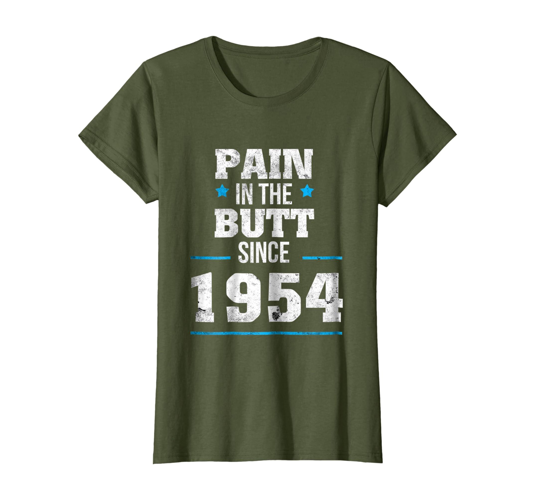 64th Bday Party Shirt – Funny 64th Birthday Gag Gift 1954-Awarplus