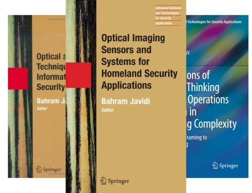 Advanced Sciences and Technologies for Security Applications (50 Book Series)