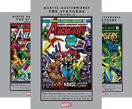 Avengers (1963-1996) (51-58) (8 Book Series)
