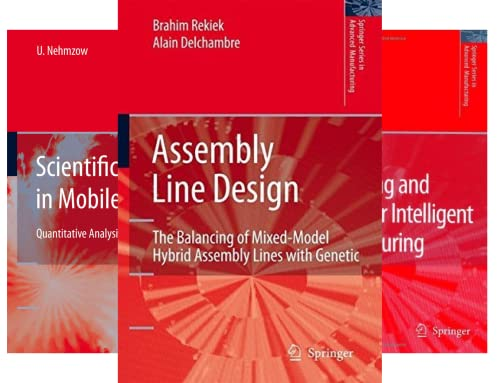 Springer Series in Advanced Manufacturing (44 Book Series)