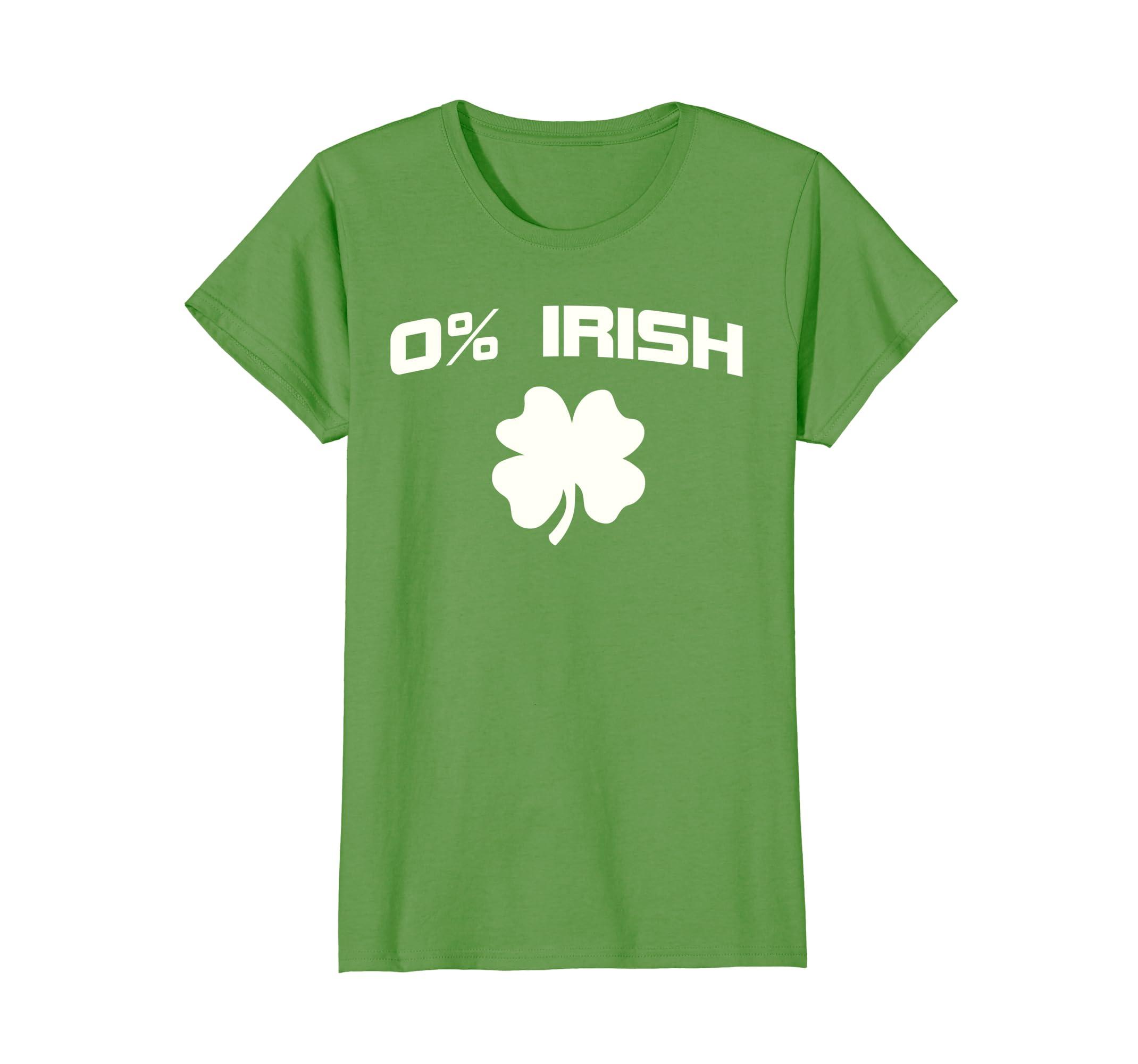 0 Irish Shirt T Shirt