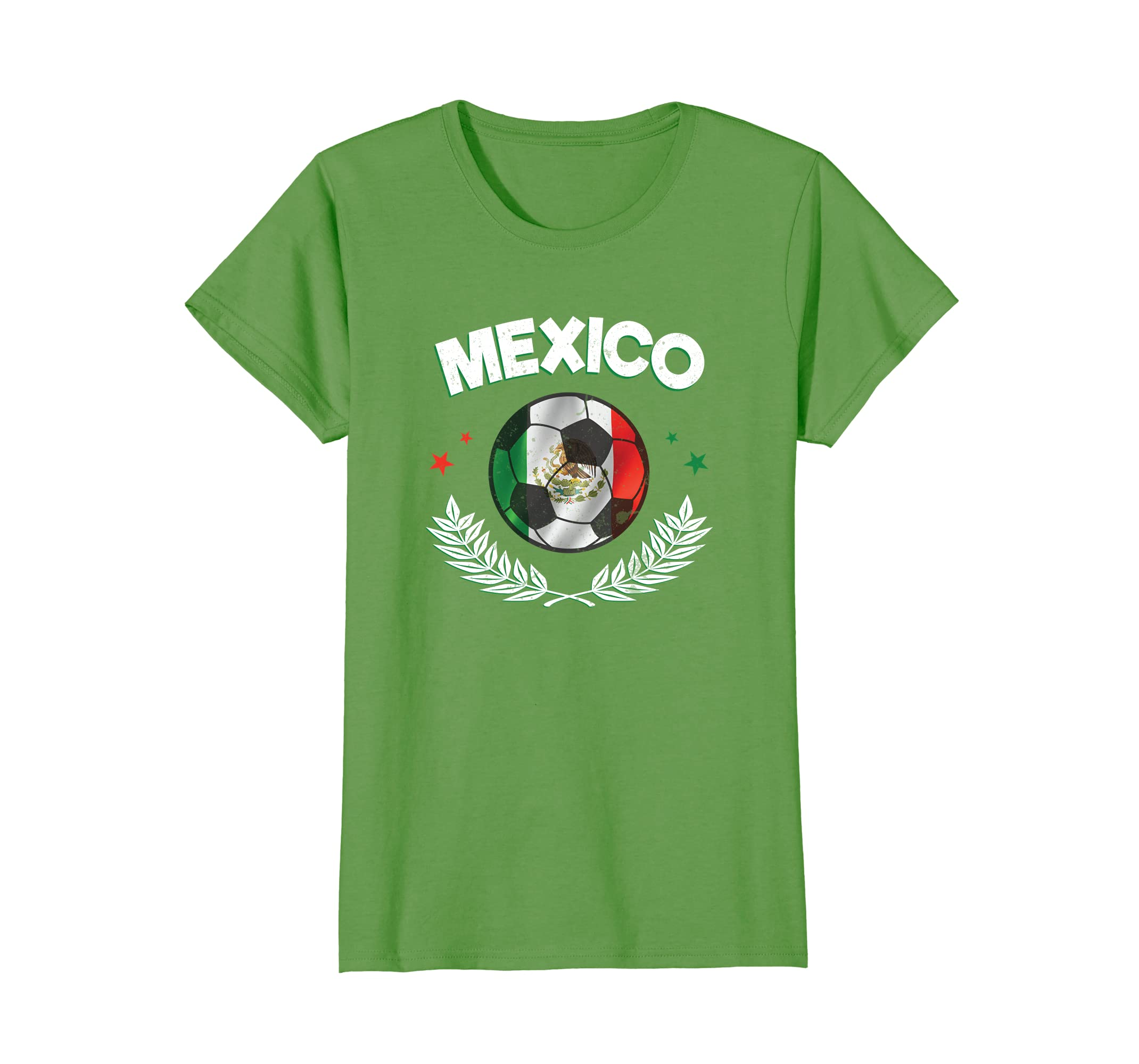 Amazon.com: Seleccion Mexicana Camisa De Futbol Mundial Bandera Mexico: Clothing