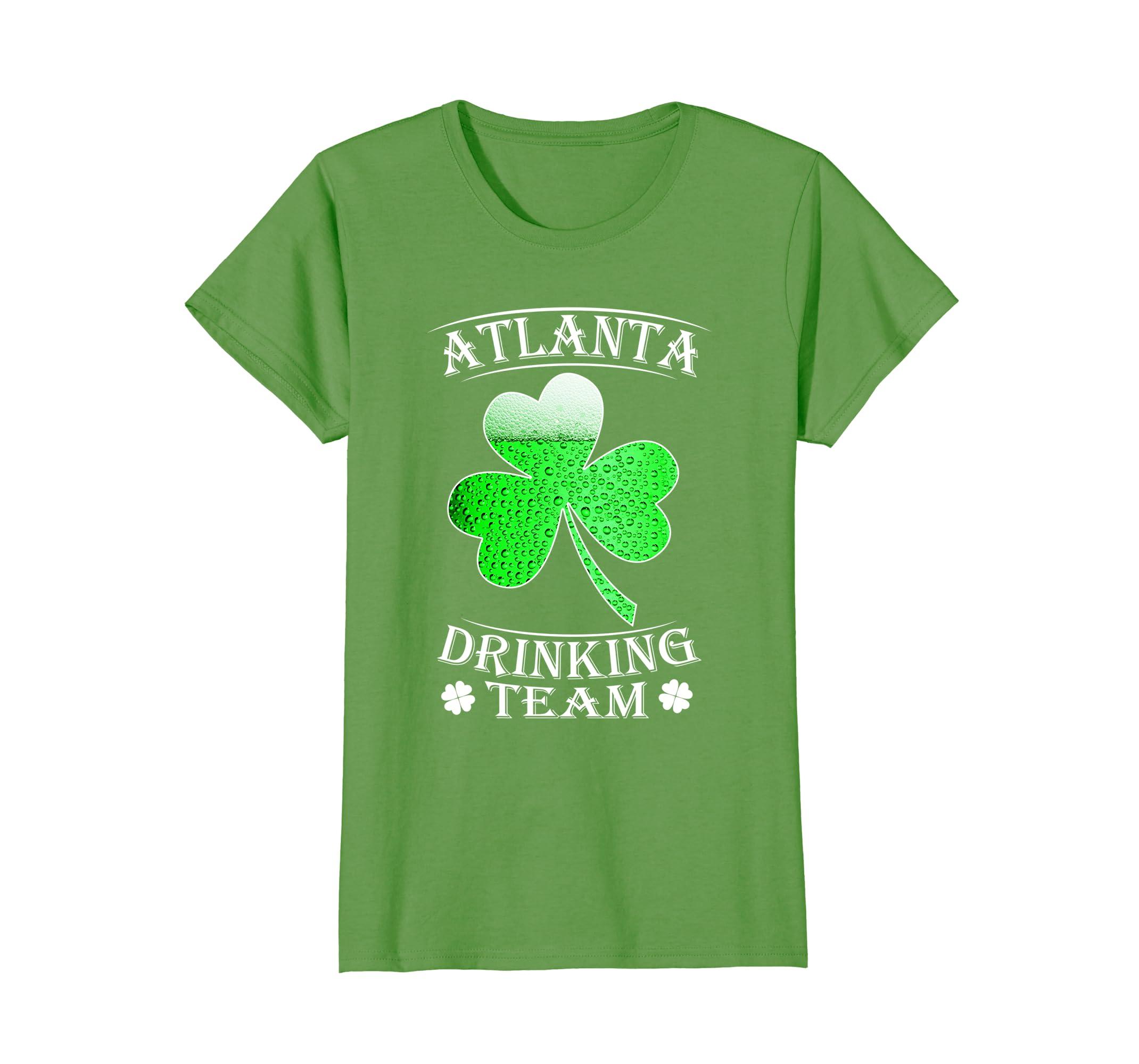 Atlanta Drinking Team Patricks day