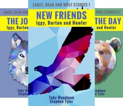 The Forest Friends (3 Book Series)
