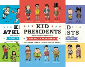 Kid Legends (6 Book Series)
