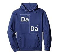 Breaking Dada T-shirt Hoodie Navy