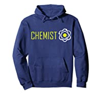 Scientist Chemis, March For Science Atom Protest Shirts Hoodie Navy