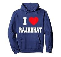 Love Rajarhat Shirts Hoodie Navy