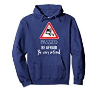 Funny I Passed My Road Test Gif Shirts Hoodie Navy