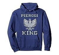 Pierogi King 2 Shirts Hoodie Navy