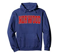 Varsity Style Usa Vintage Sports Shirts Hoodie Navy