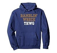 Ramblin' Wreck Thwg Game Day Football Shirts Hoodie Navy