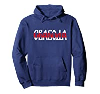Belarus Freedom In Belarusian Cyrillic Letters Protest Flag T-shirt Hoodie Navy