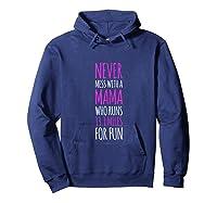 Funny Running Tanks 13 1 Half Marathon Runner Mom Gift Shirts Hoodie Navy