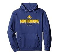 The Walking Dead Motherdick Shirts Hoodie Navy
