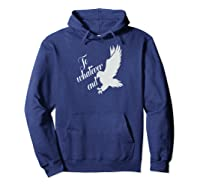 Bookworm Tog To Whatever End For Book Nerds Shirts Hoodie Navy