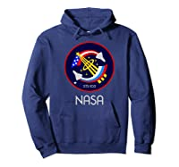 Approved Nasa Shirts Hoodie Navy