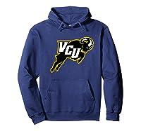 Virginia Commonwealth University Rams Vcu Ppvcu07 Shirts Hoodie Navy