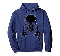 Super Fun And Scary Halloween Costumes. Premium T-shirt Hoodie Navy