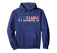 S 4th Of July Grandpa Vintage Usa American Flag Gramps Gift T-shirt Hoodie Navy