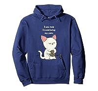 Funny Knitting Funny Knitting Gift Shirts Hoodie Navy