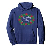 All Bodies Are Good Bodies Body Positive Premium T-shirt Hoodie Navy
