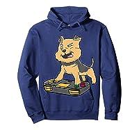 Airedale Terrier Gamer Gaming Videogames Kawaii Gift T-shirt Hoodie Navy