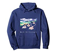 Made In Colorado Shirts Hoodie Navy
