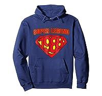 Super Legend 1988 Comic Hero - T-shirt Hoodie Navy