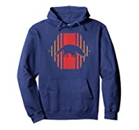 Anteater Retro Vintage 80s Style Gift Shirts Hoodie Navy